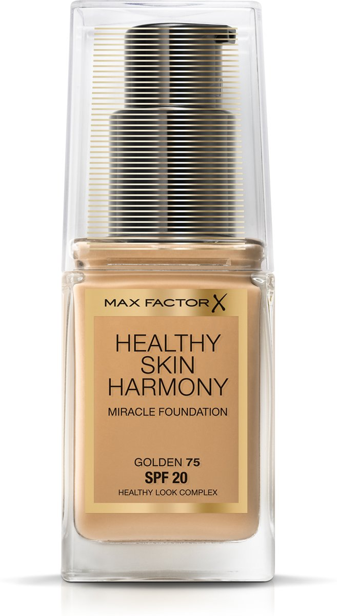 Max Factor Healthy Skin Harmony Foundation - 75 Golden
