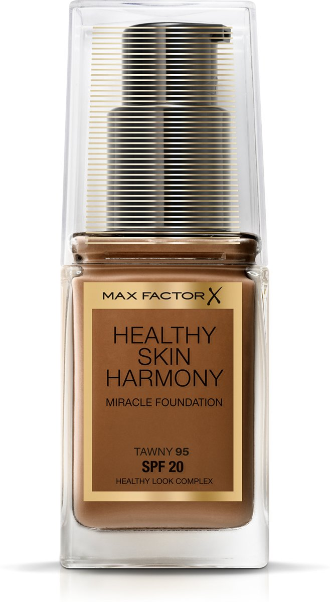 Max Factor Healthy Skin Harmony Foundation - 95 Tawny