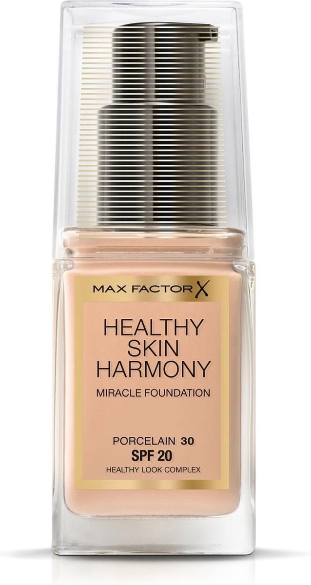 Max Factor Healthy Skin Harmony Miracle foundationmake-up Pompflacon Crème 30 ml