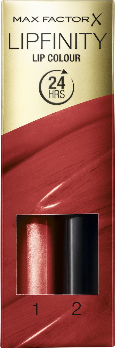 Max Factor Lipfinity Lip Colour Lipgloss - 120 Hot