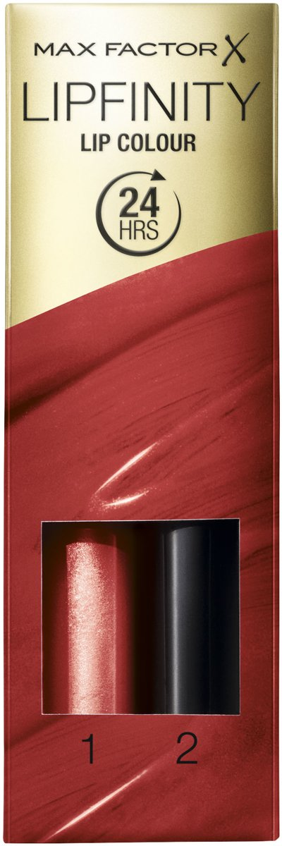Max Factor Lipfinity Lip Colour Lipgloss - 125 So Glamorous