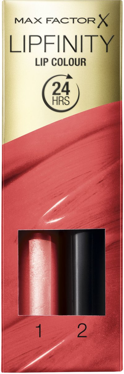 Max Factor Lipfinity Lip Colour Lipgloss - 146 Just Bewitching