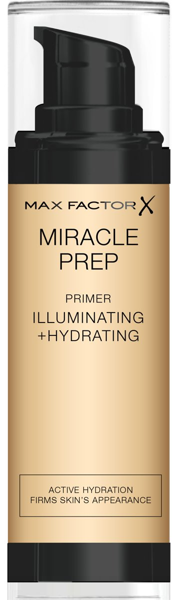 Max Factor Miracle Prep Primer - Illuminating & Hydrating