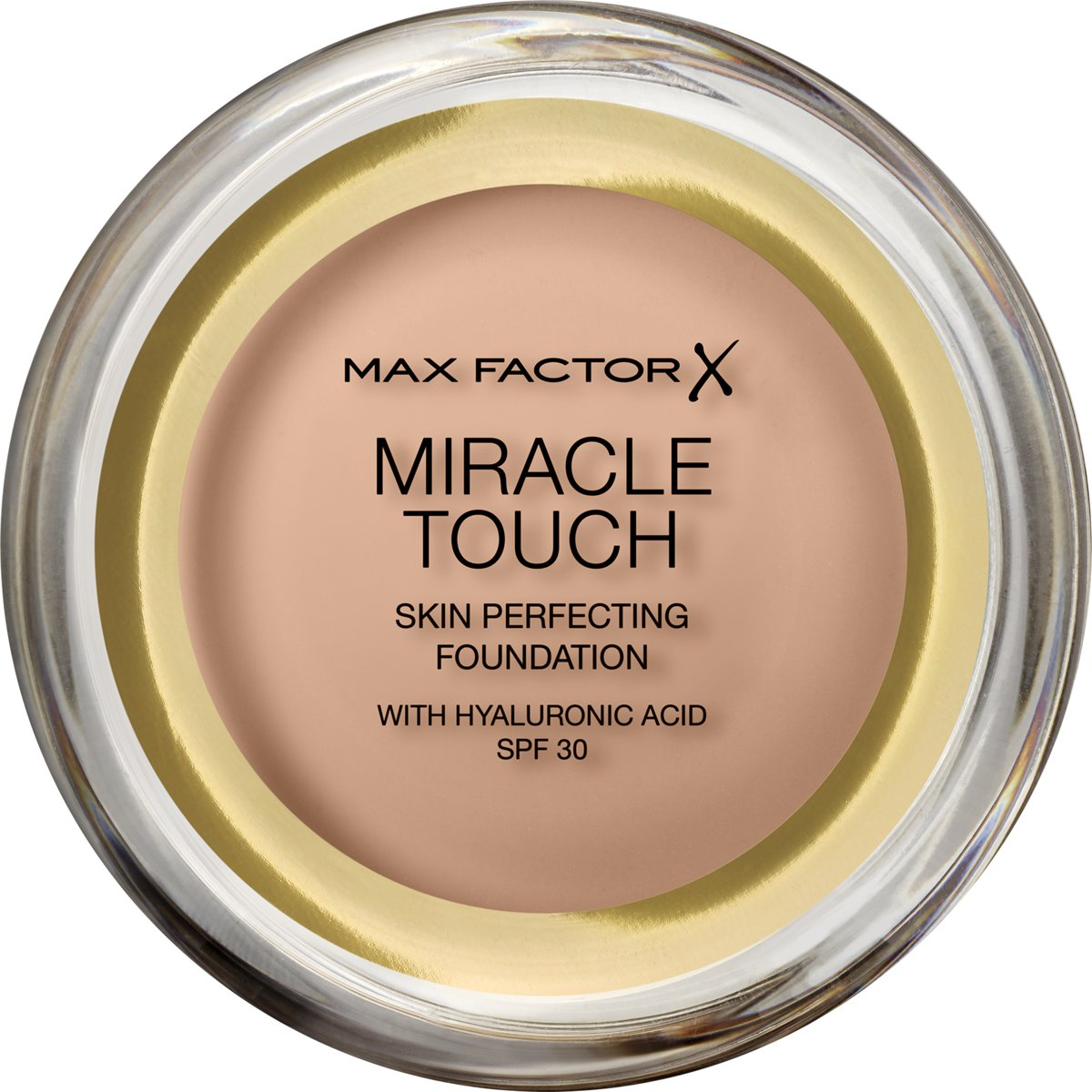 Max Factor Miracle Touch Compact Foundation - 045 Warm Almond