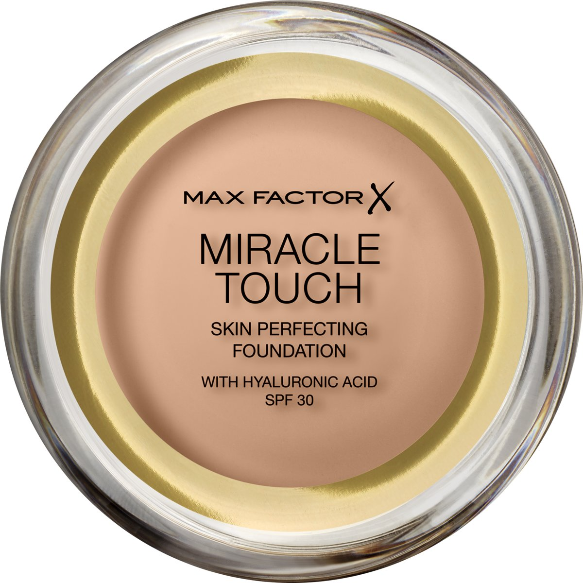 Max Factor Miracle Touch Compact Foundation - 075 Golden