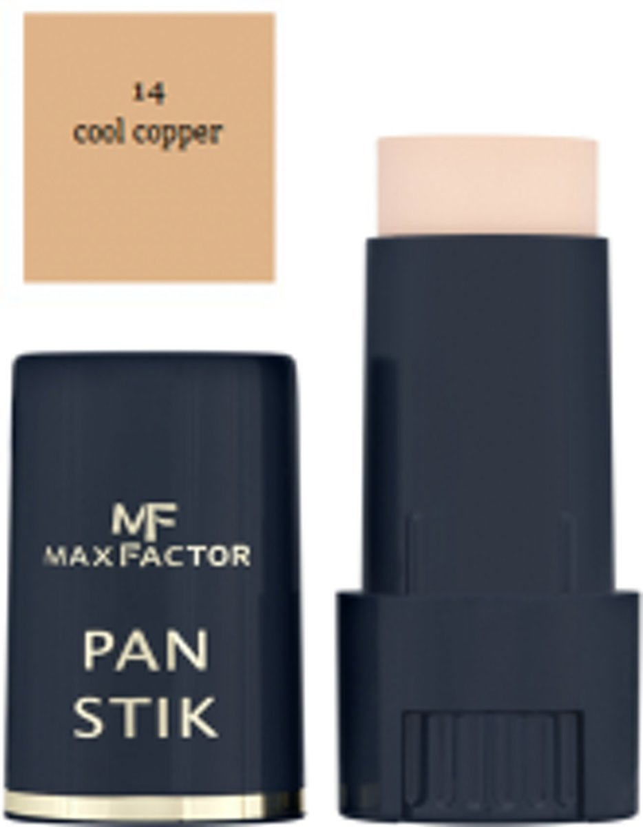 Max Factor Pan Stick 14 Cool Copper