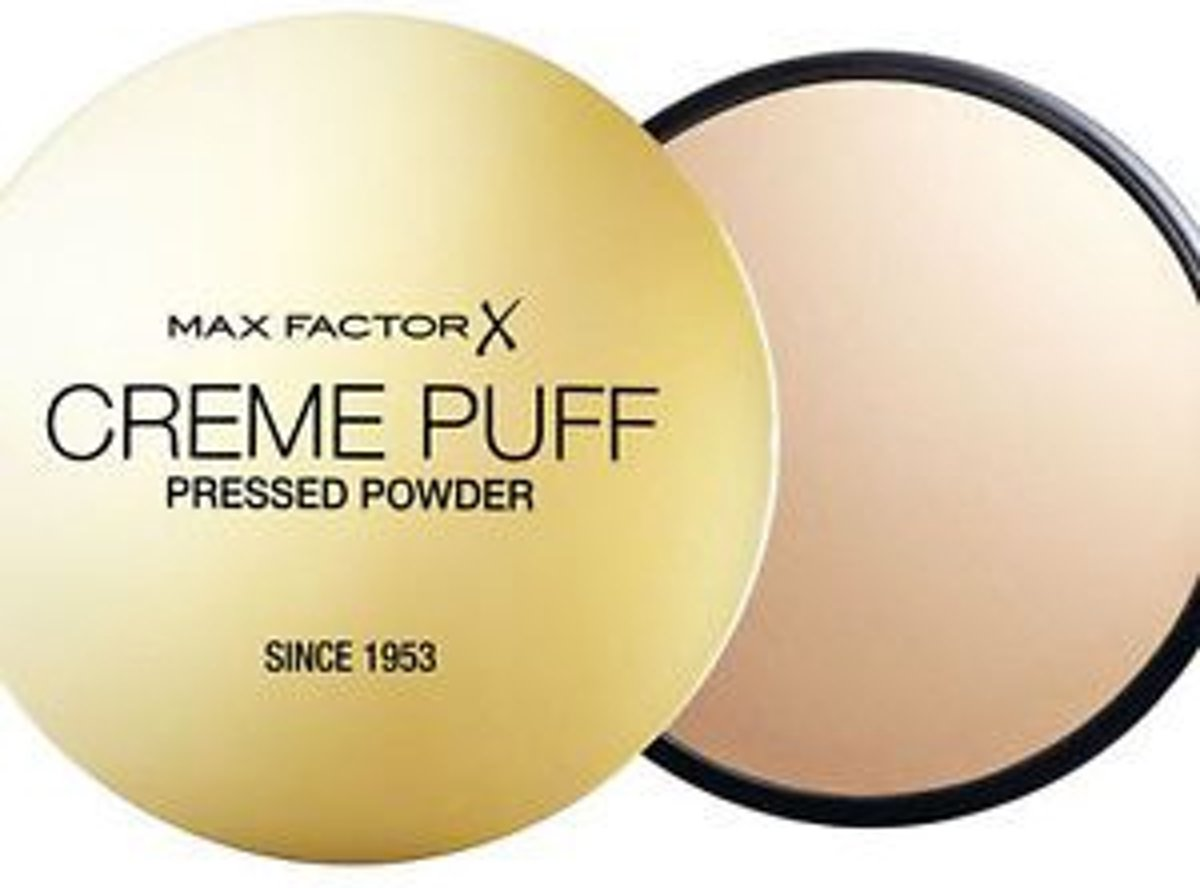Max Factor Poeder - Creme Puff 75 Golden