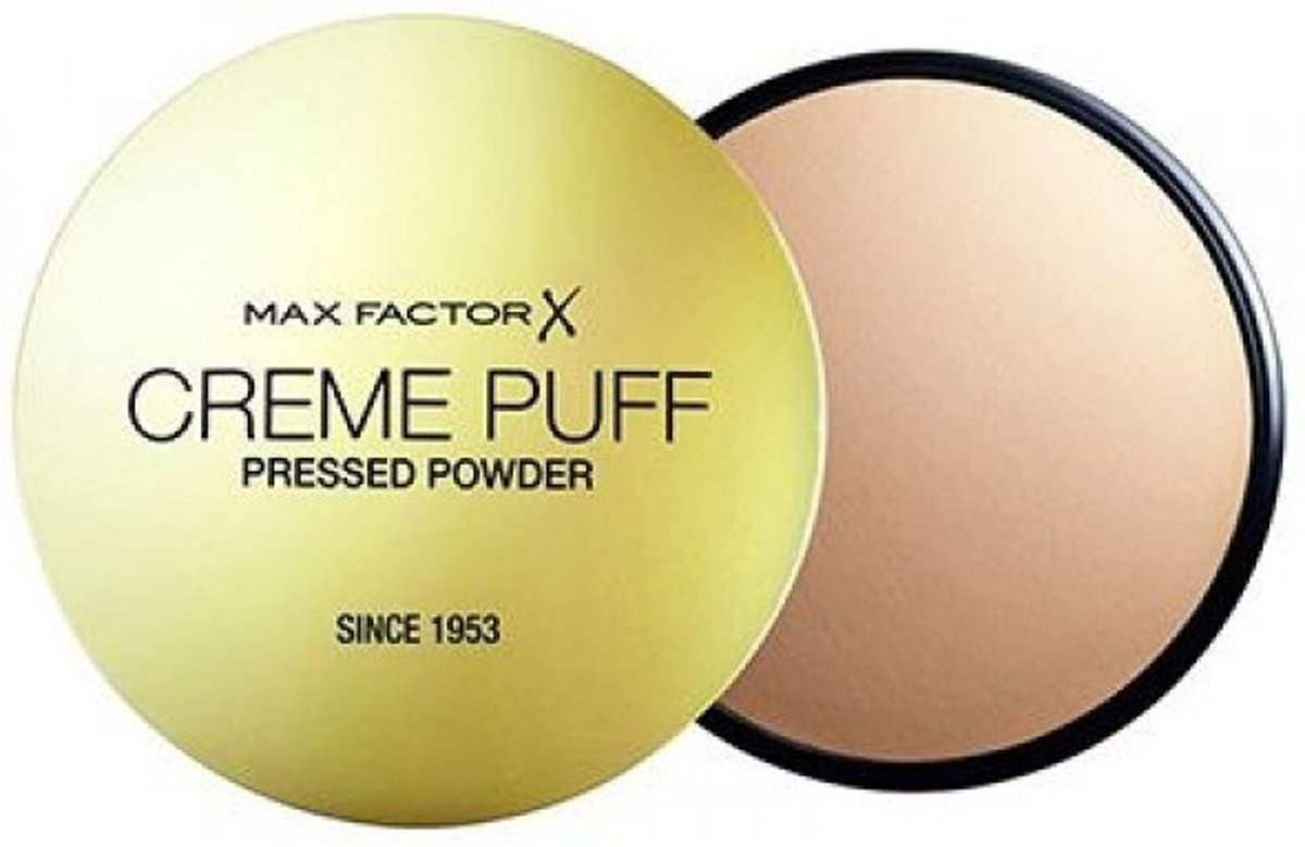 Max Factor Poeder - Creme Puff 85 Light N Gay