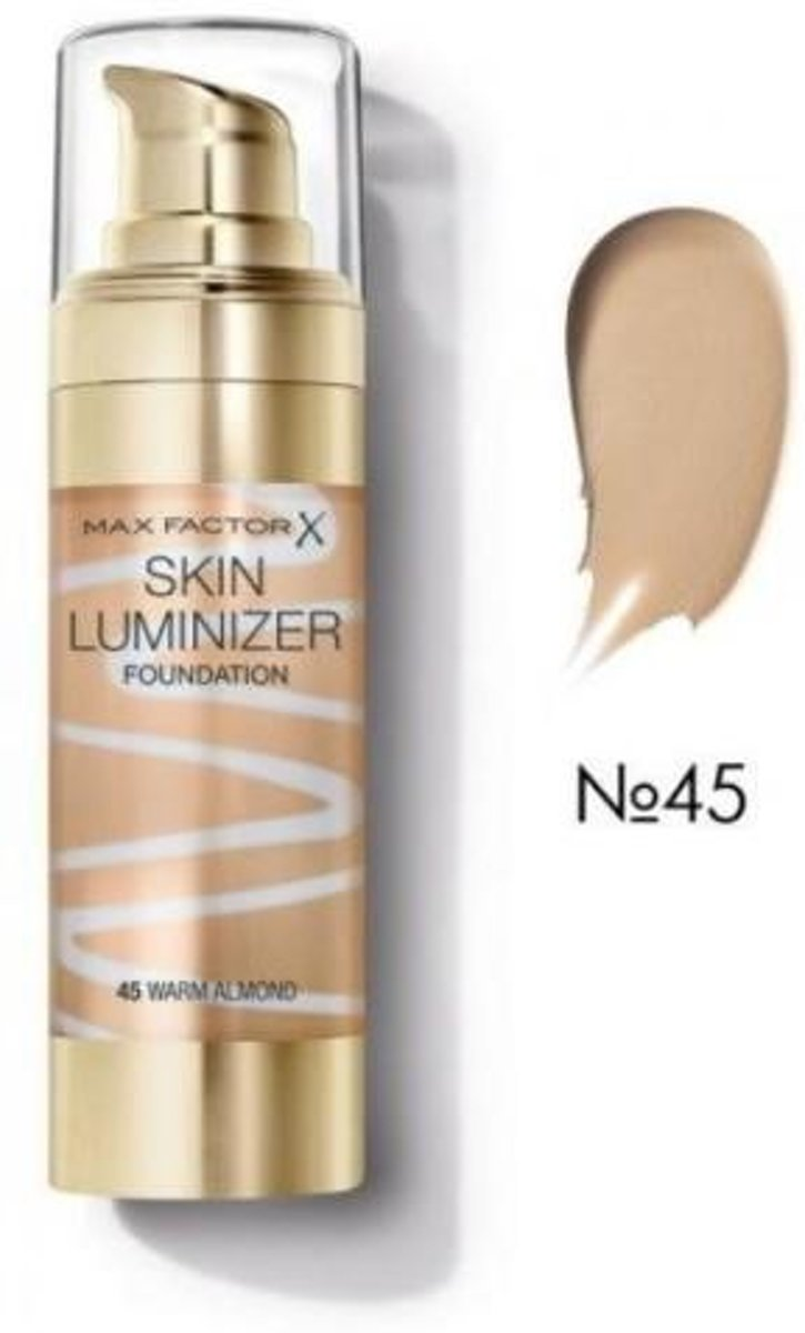 Max Factor Skin Luminizer Foundation 30ml - 45 Wa