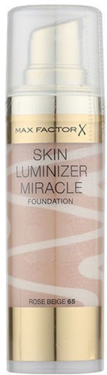 Max Factor Skin Luminizer Miracle Foundation 30ml - Rose Beige