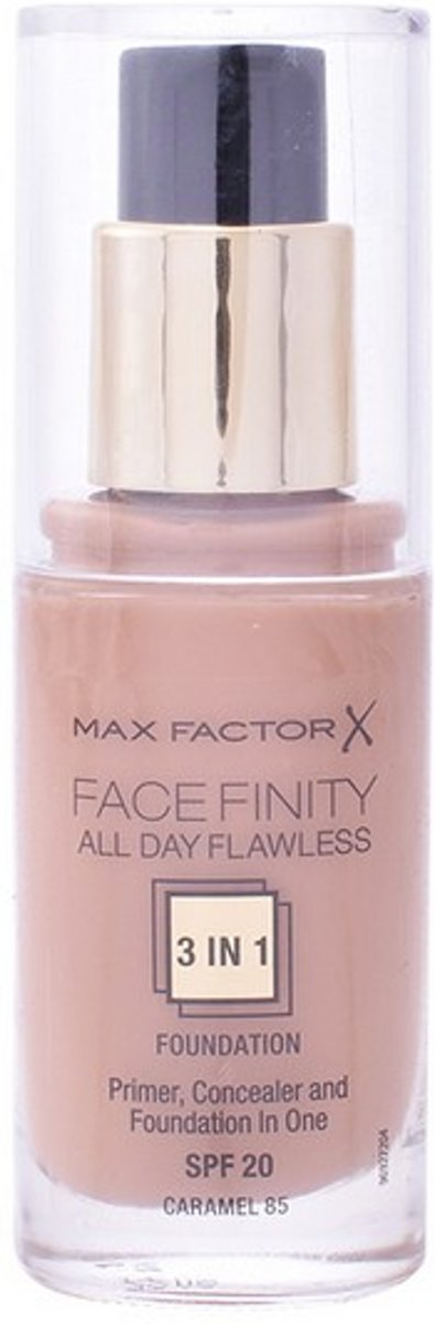 Vloeibare Foundation Face Finity 3 In 1 Max Factor
