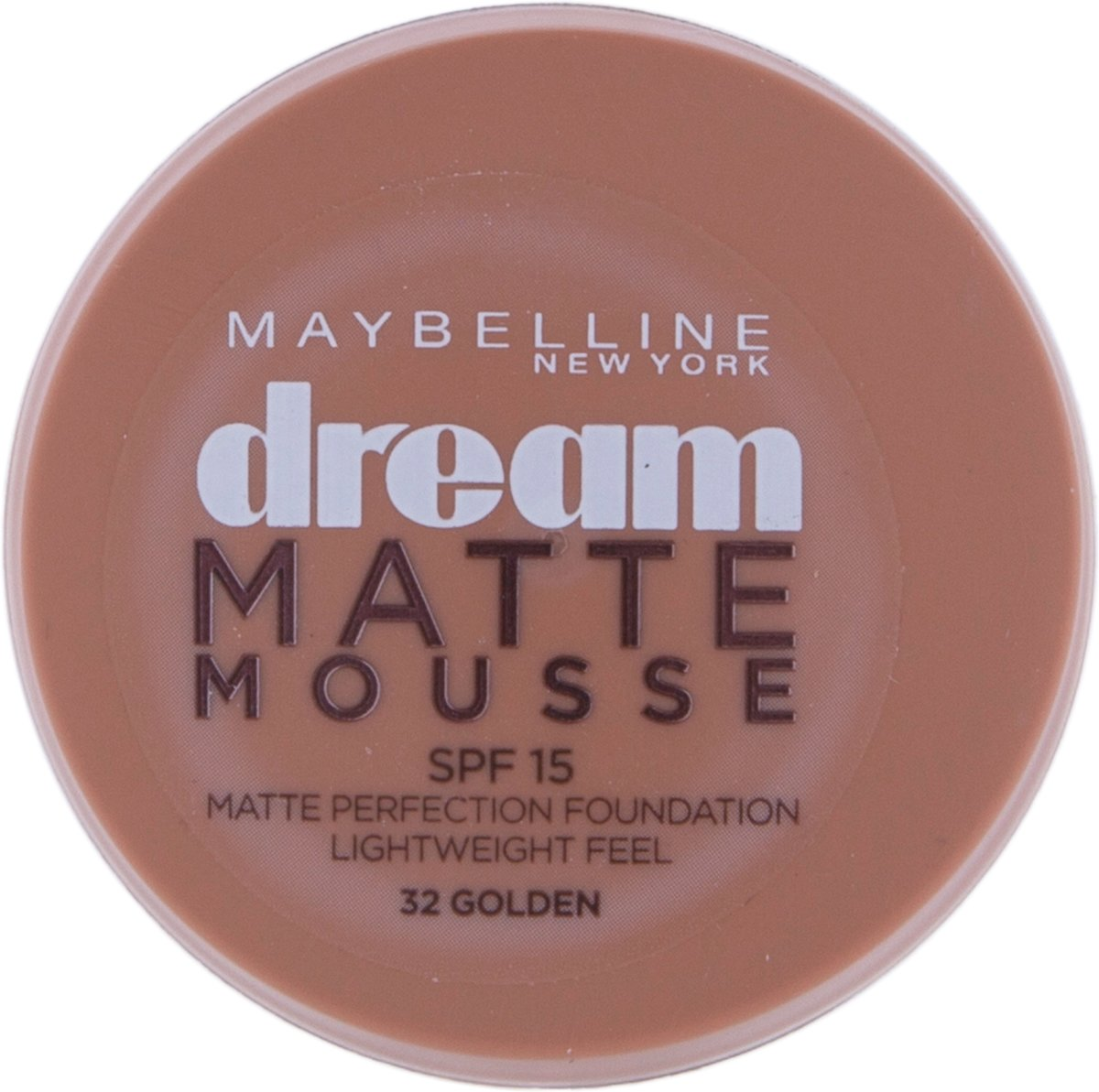 MAY FDT DREAM MAT NUgb 032 Golden