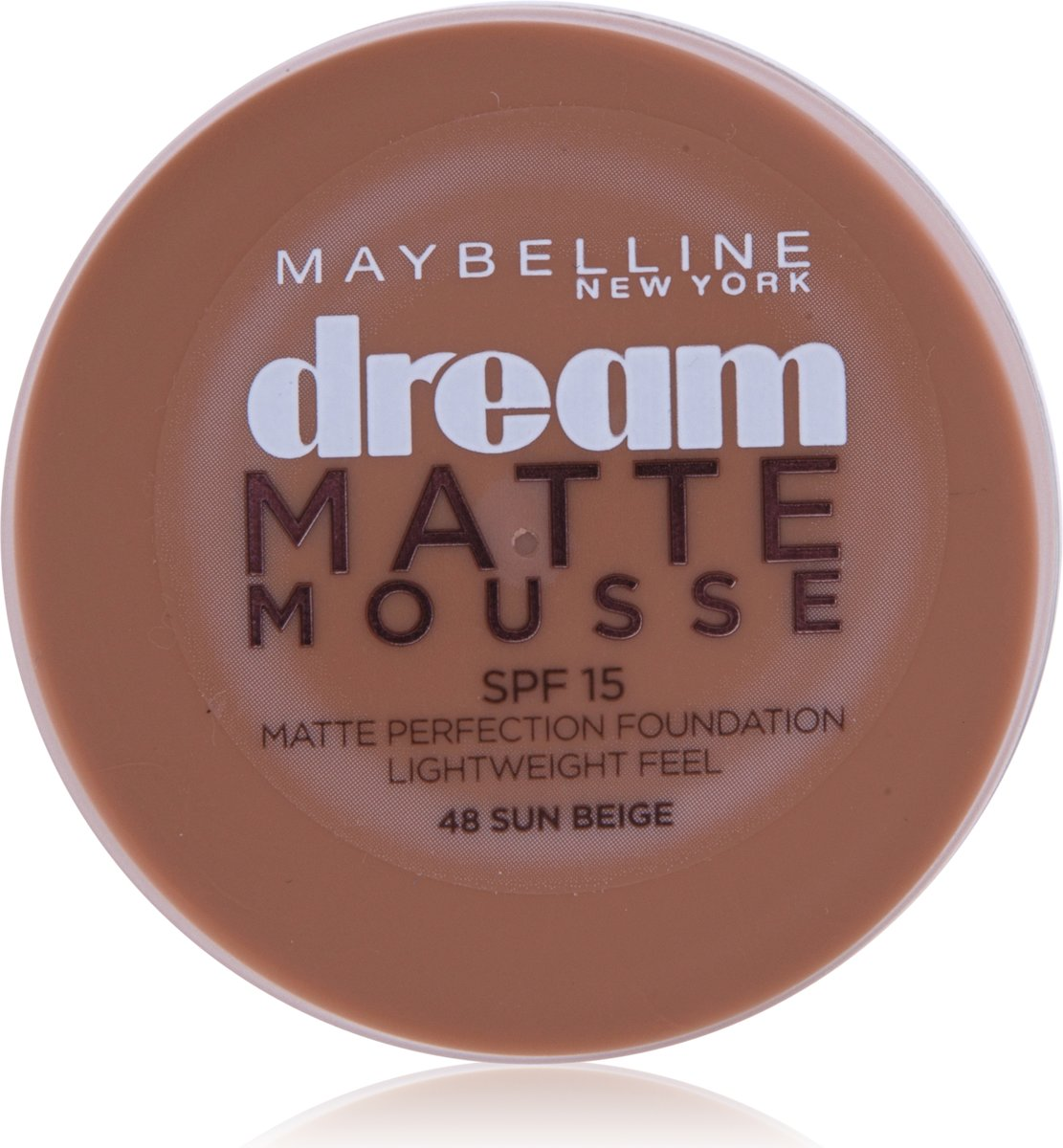 MAY FDT DREAM MAT NUgb 048 Sun Beige/Be