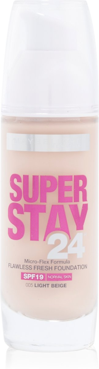 MAY FDT SUPERST.24H NU gb 005 Light Bei