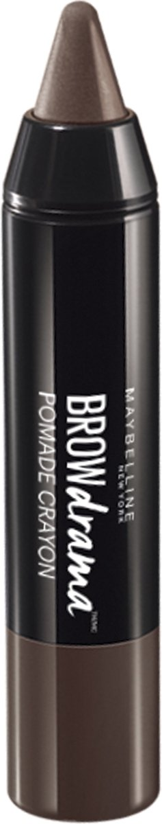 Maybelline Brow Drama Pomade - Dark brown - Wenkbrauwpotlood