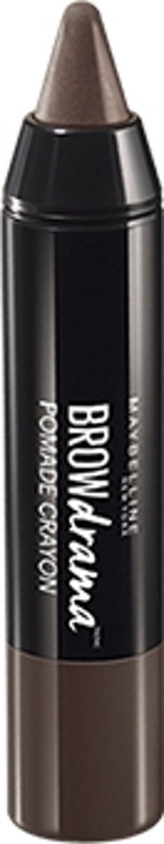 Maybelline Brow Drama Pomade Crayon 04 Dark Brown