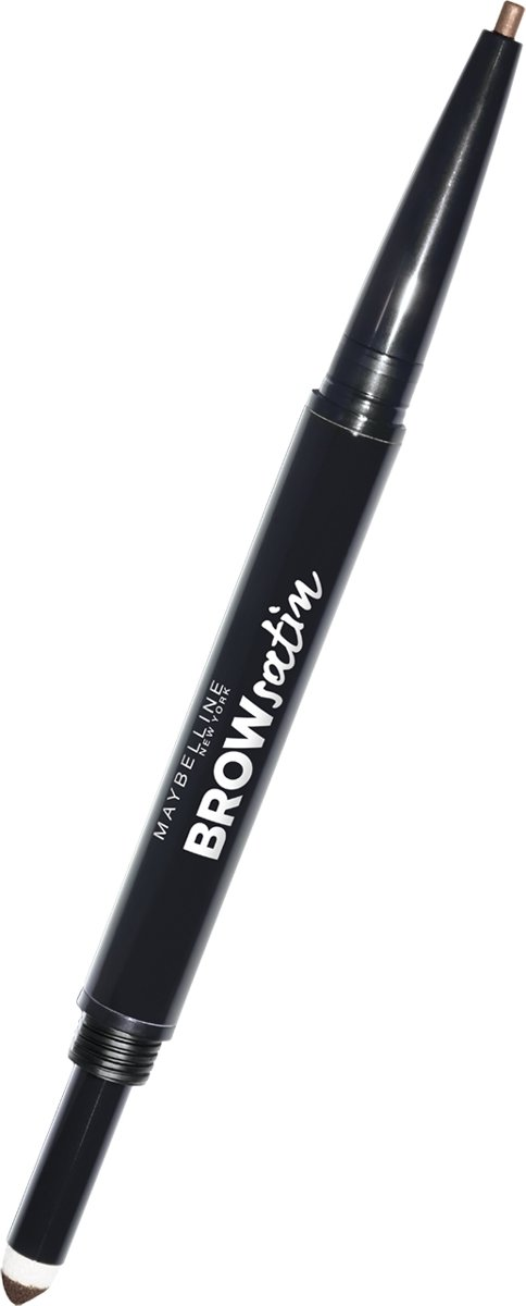 Maybelline Brow Satin Wenkbrauwpotlood - 025 Brunette
