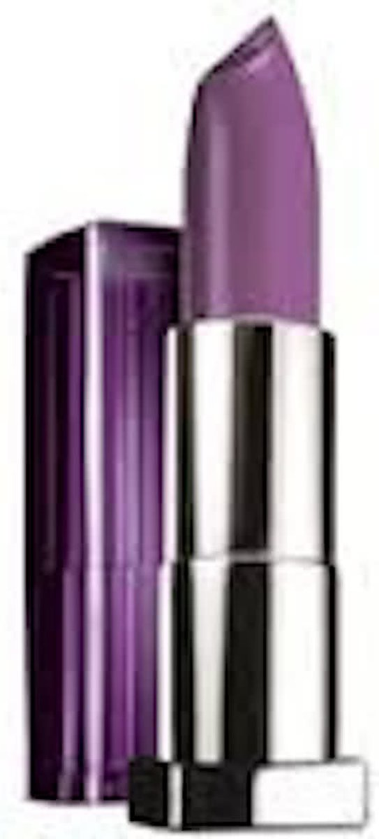 Maybelline Color Sensational - 342 Mauve Mania - Paars - Lippenstift