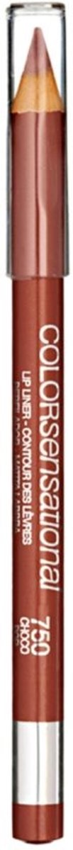 Maybelline Color Sensational - 750 Choco Pop - Bruin - Lipliner