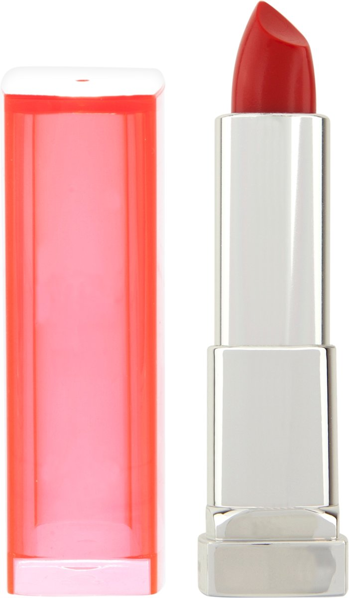 Maybelline Color Sensational 916 Neon Red Rood lippenstift