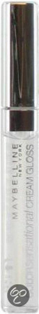 Maybelline Color Sensational Clearly Clear Lipgloss - 600