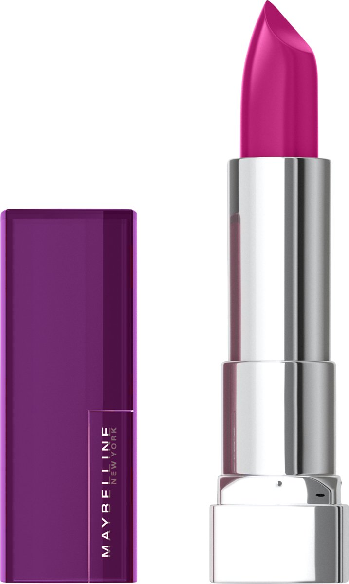 Maybelline Color Sensational Cream Lippenstift - 400 Berry Go - Paars