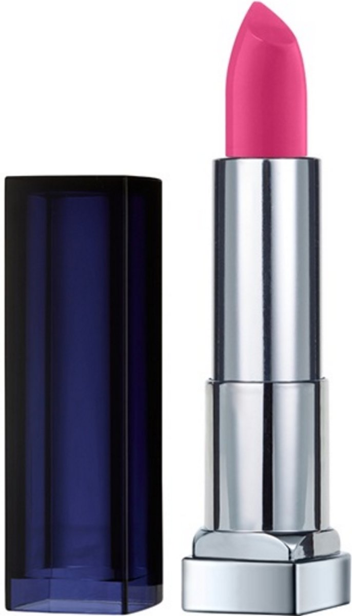 Maybelline Color Sensational Loaded Bolds Matte - 882 Fiery Fuchsia - Lippenstift