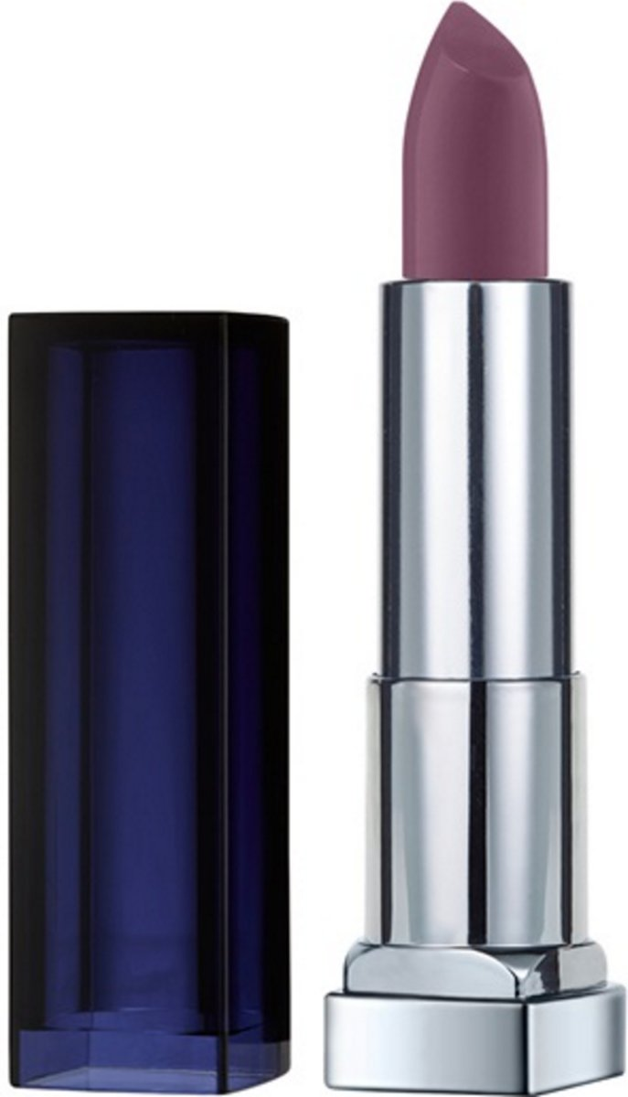 Maybelline Color Sensational Loaded Bolds Matte - 887 Blackest Berry Violet - Lippenstift