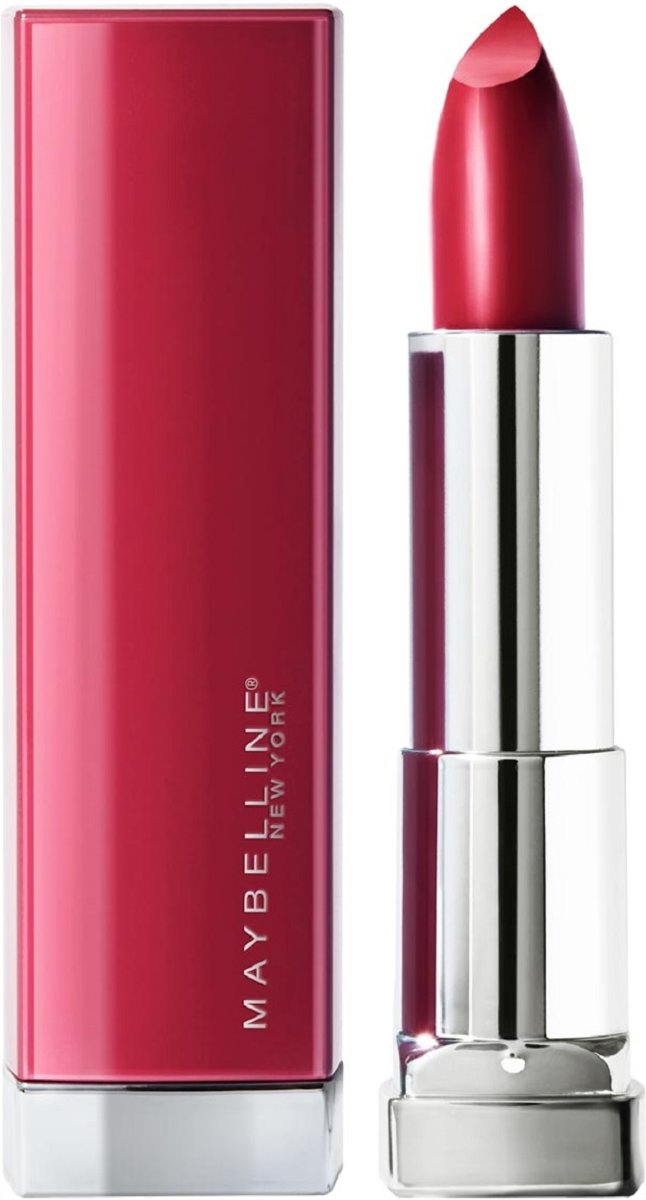 Maybelline Color Sensational Made For All Lippenstift - 388 Plum For Me - Paars - Glanzend