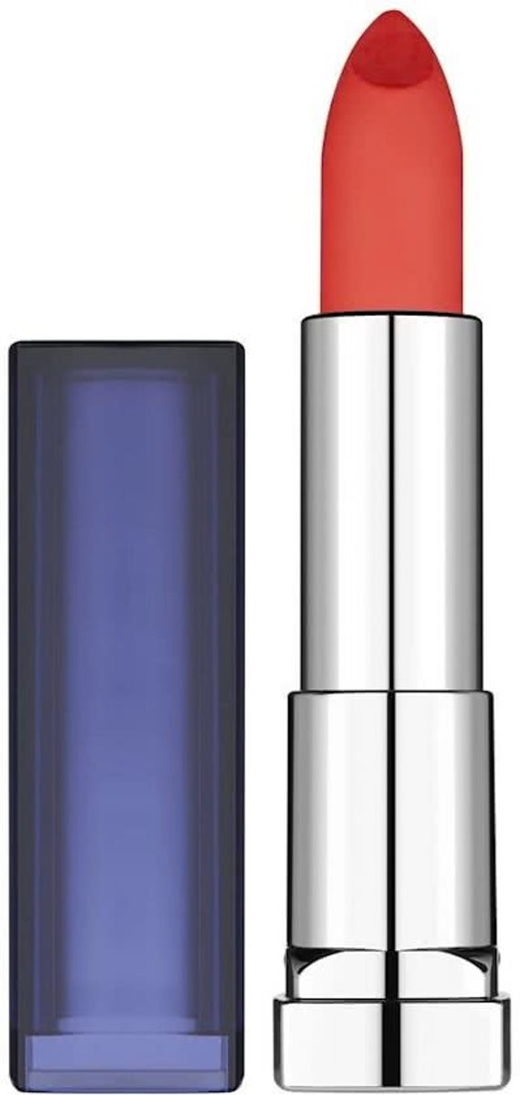 Maybelline Color Sensational Mattes lippenstift - 883 Orange Danger