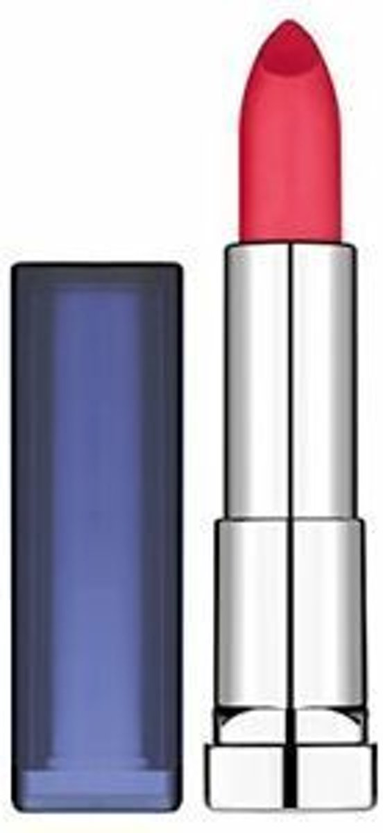 Maybelline Color Sensational Rode lipstick - 882 Vurige Fuchsia