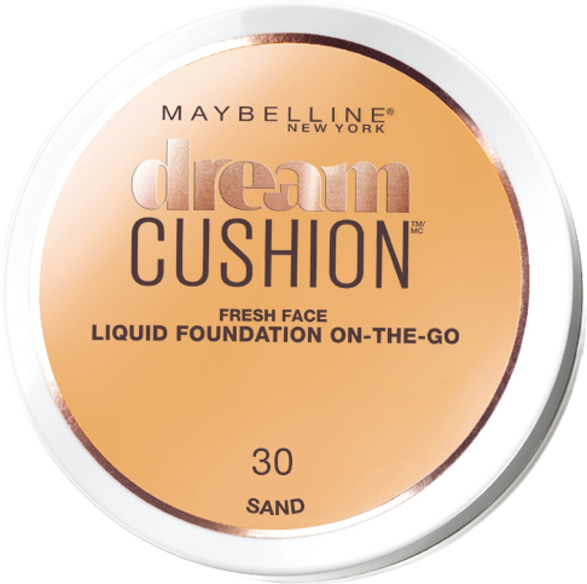 Maybelline Dream Cushion Foundation - 30 Sand - Foundation