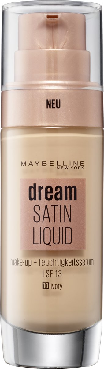 Maybelline Dream Satin Liquid - 010 Ivory - Foundation