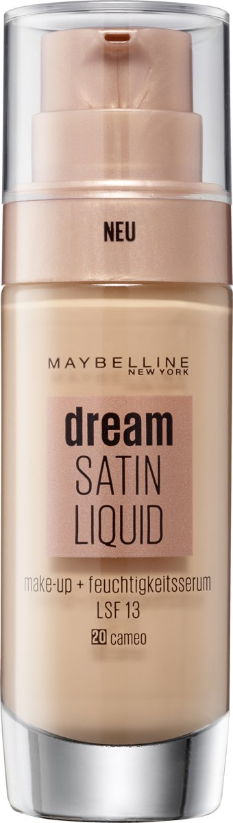 Maybelline Dream Satin Liquid - 021 Nude - Foundation