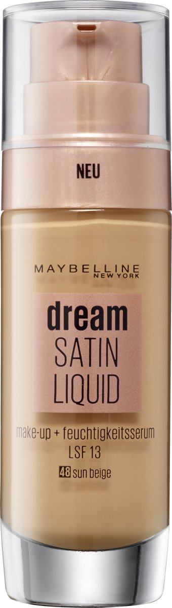 Maybelline Dream Satin Liquid - 048 Sun Beige - Foundation