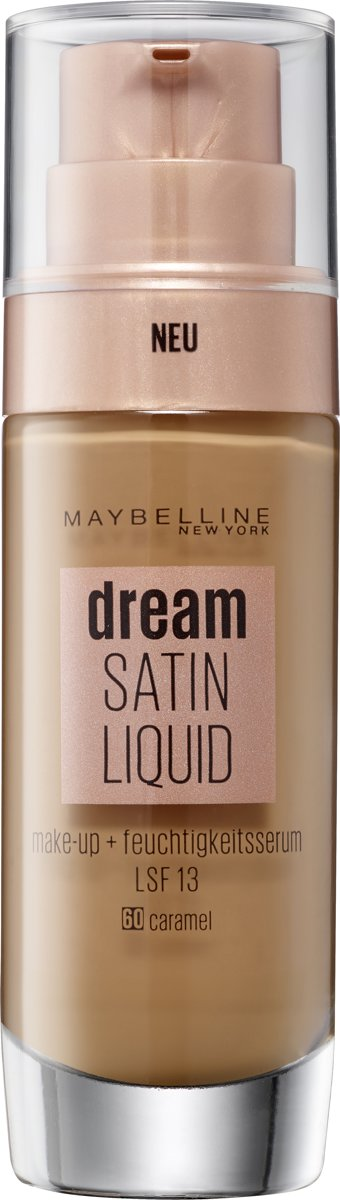 Maybelline Dream Satin Liquid - 060 Caramel - Foundation