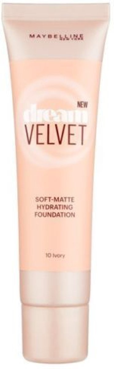Maybelline Dream Velvet Foundation - 010 Ivory