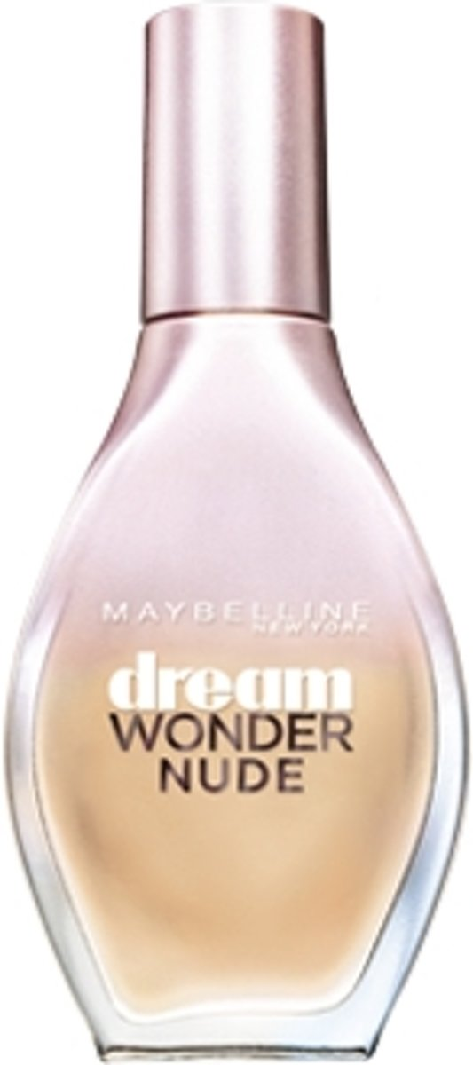 Maybelline Dream Wonder 21 Nude Fles Vloeistof foundationmake-up
