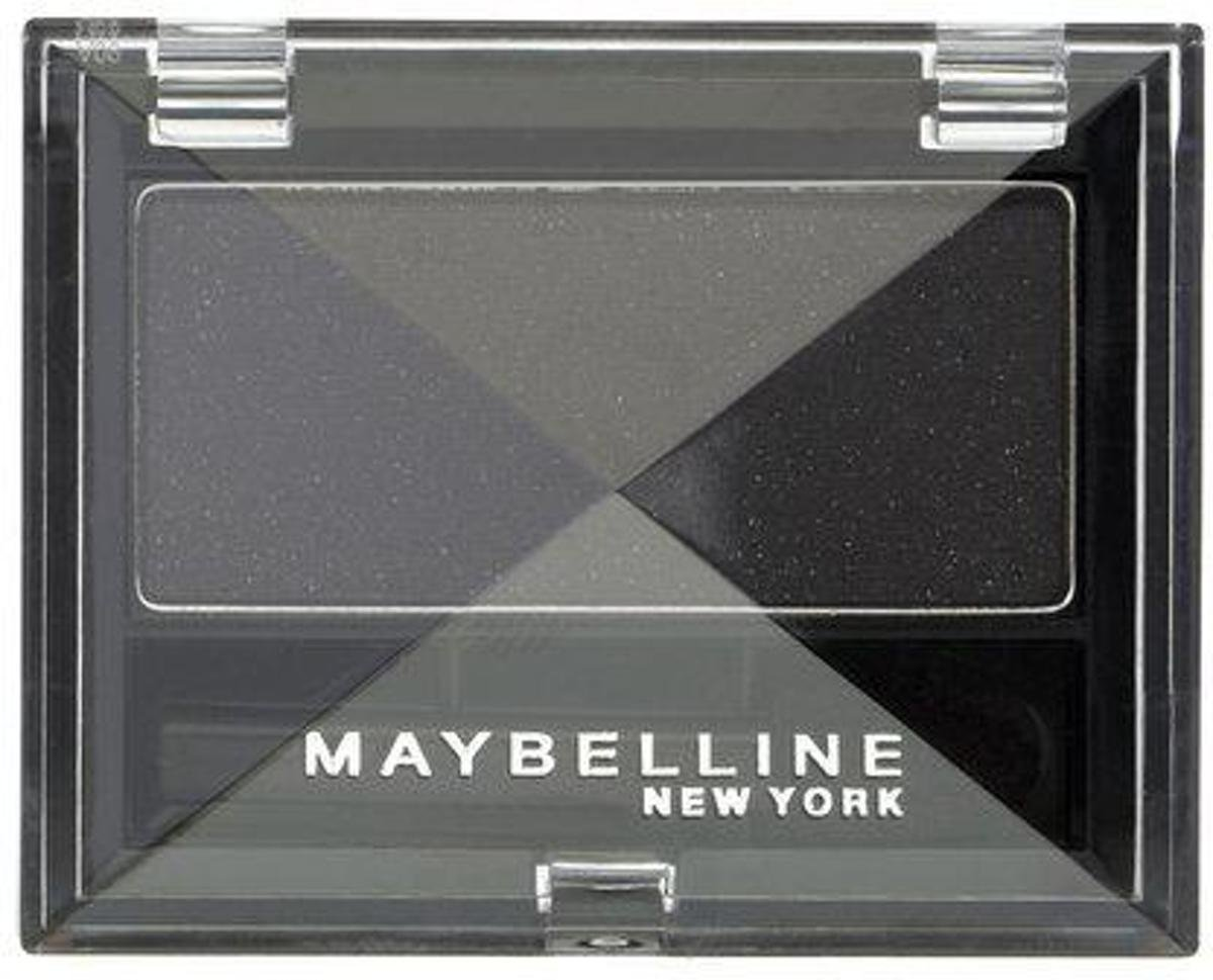Maybelline Eyestudio Mono Eyeshadow 842 Black metal