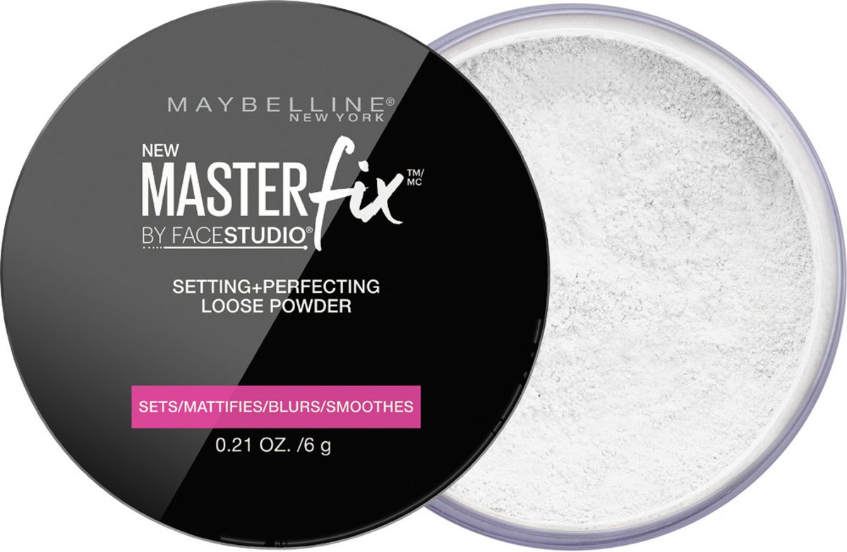 Maybelline Face Studio Master Fix Loose Gezichtspoeder - 01 Translucent