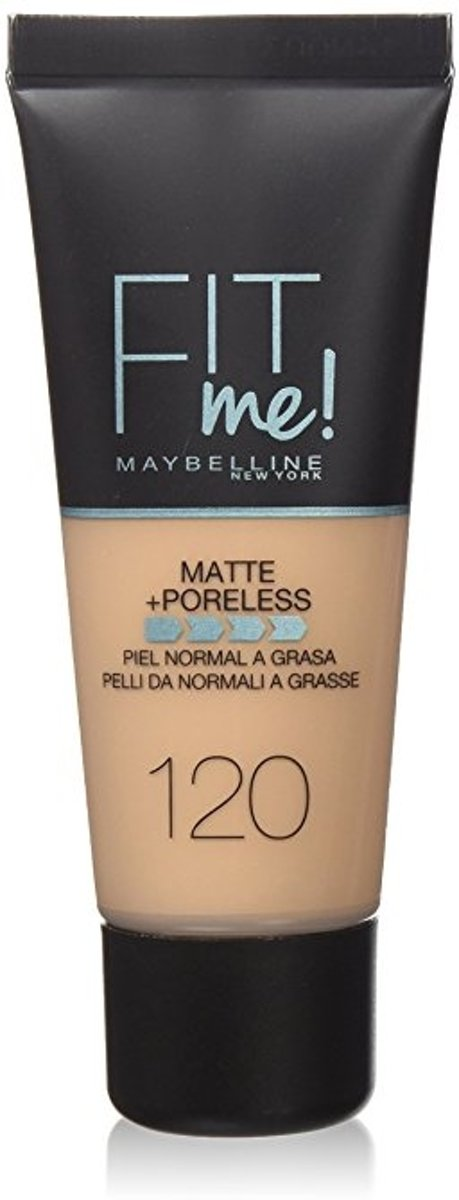 Maybelline Fit Me - 120 Classic Ivory - Foundation