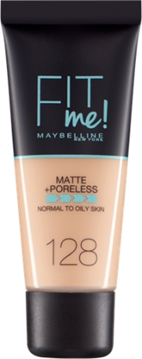 Maybelline Fit Me - 128 Warm Nude - Foundation