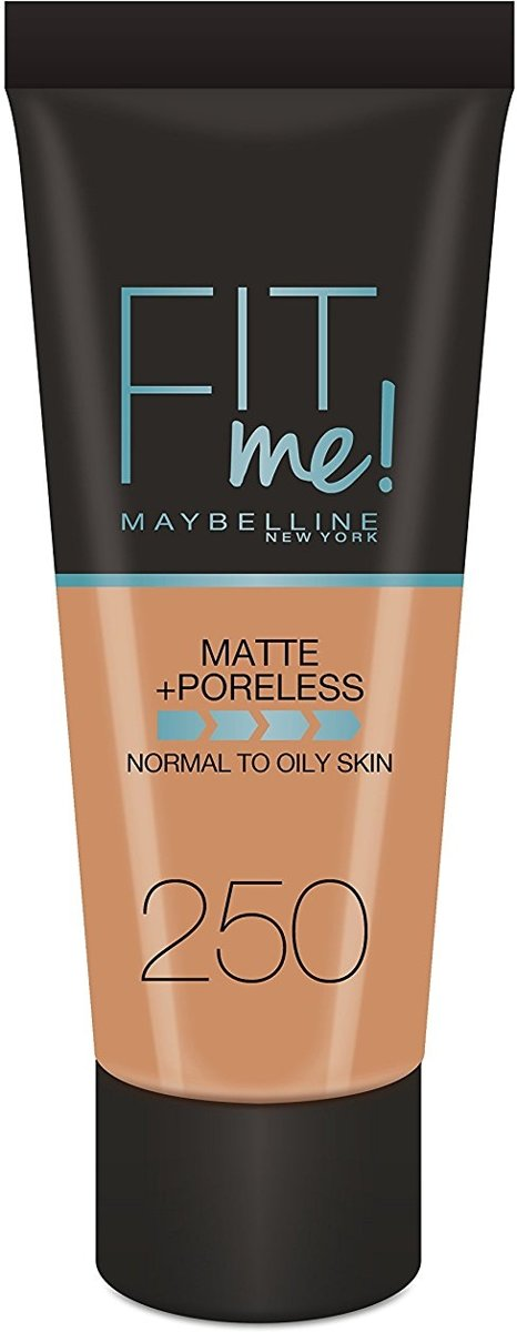 Maybelline Fit Me - 250 Sun B - Foundation