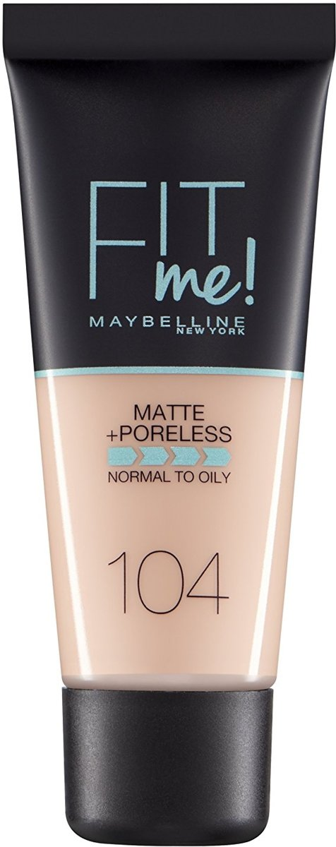 Maybelline Fit Me Foundation - 104 Soft Ivory - Matte