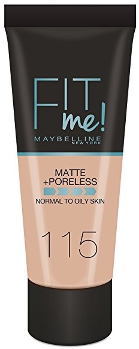 Maybelline Fit Me Foundation - 115 Ivory