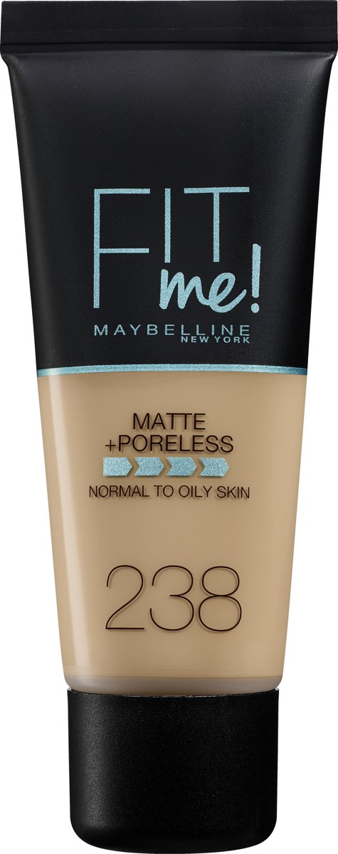 Maybelline Fit Me Foundation - 238 Rich Tan