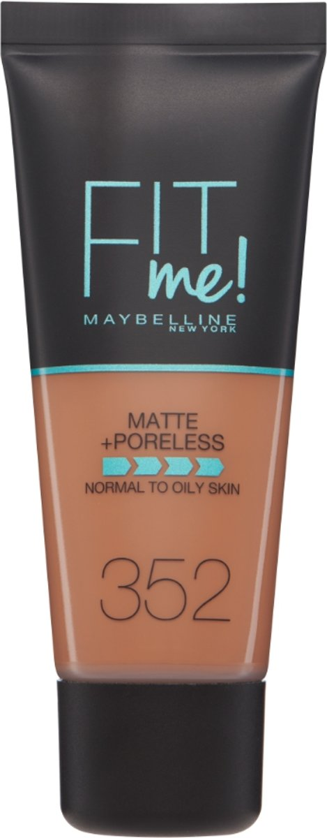 Maybelline Fit Me Foundation - 352 Truffle