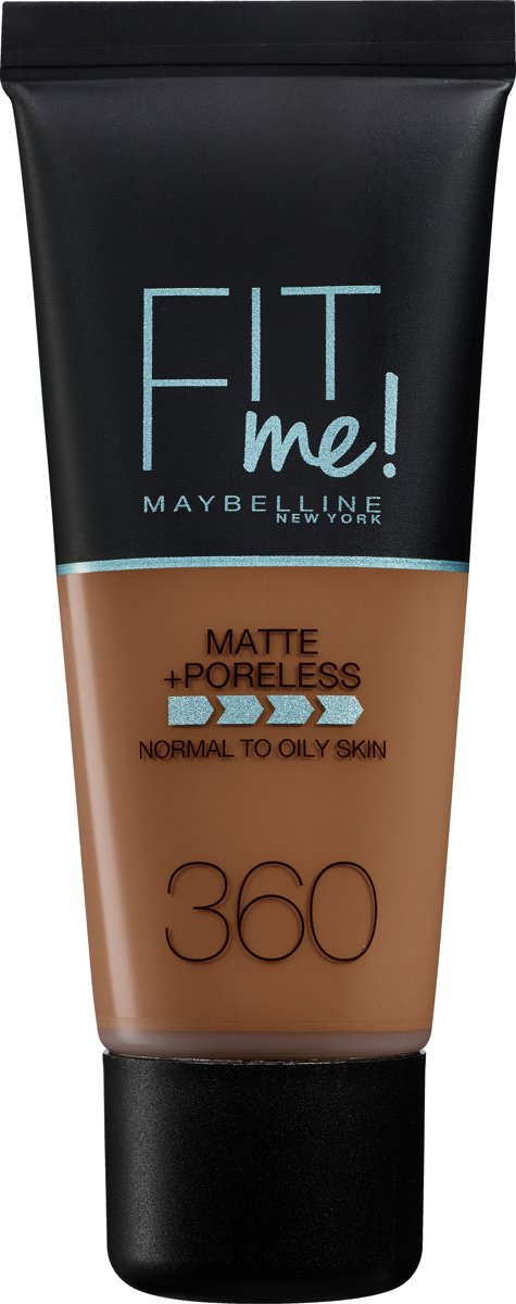 Maybelline Fit Me Foundation - 360 Mocha