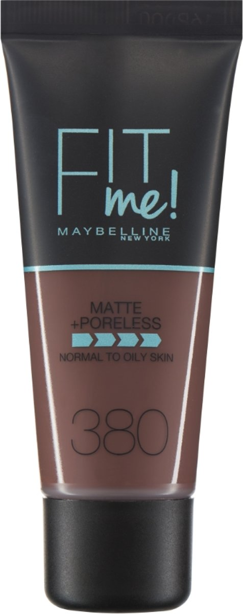 Maybelline Fit Me Matte & Poreless Foundation - 380 Rich Espresso