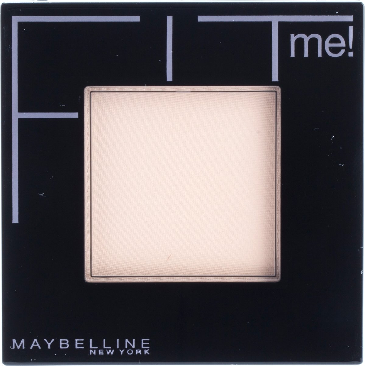 Maybelline Fit Me Pressed Powder - 130 Buff Beige